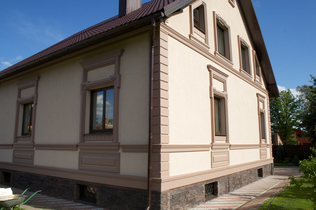 Минеральная вата для утепление фасада